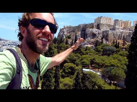 Greece Travel: How Expensive is ATHENS? & City Tour