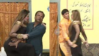 Best Of Saima Khan and Goshi 2 and Tahir Anjum Stage Drama Comedy Clip 2020 - New Stage Drama