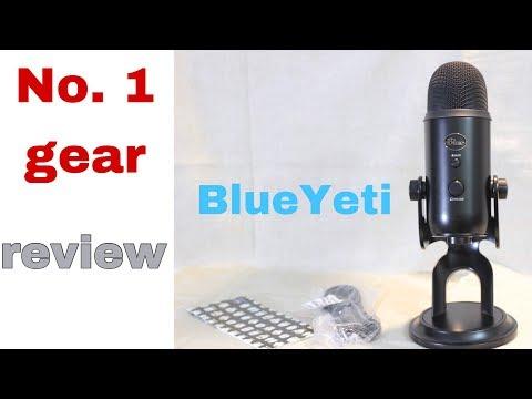 blueYeti Best USB Microphone | iSuperTech