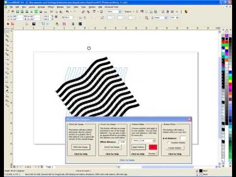 Synergy 17 - Making Patterns with CorelDraw