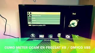 GT Media V8 Nova Firmware Canales CCCAM