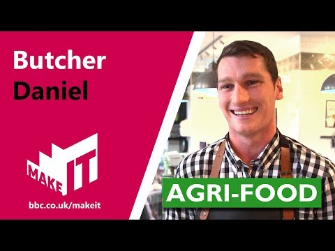 BUTCHER   Make It Into: Agri-food