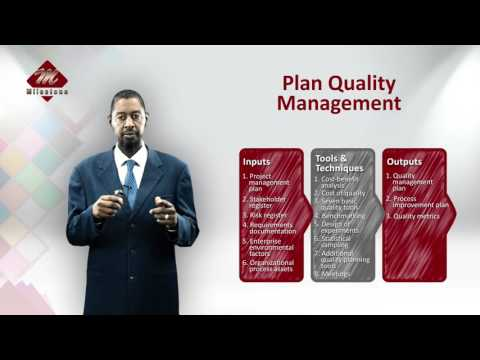 MS Project Quality Management