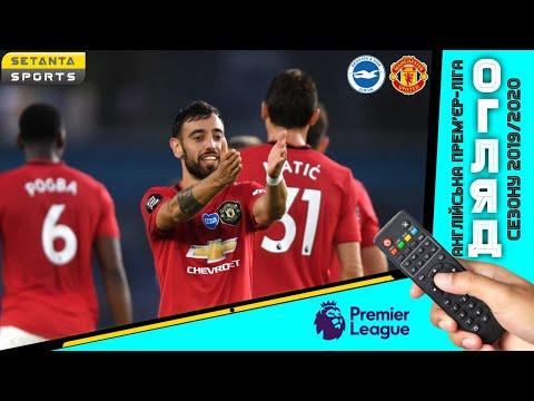 Брайтон - Манчестер Юнайтед | Огляд матчу від 30.06.2020