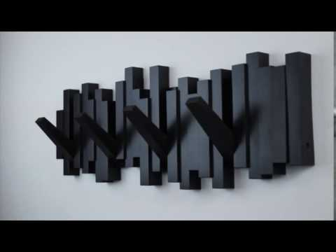 Storage Solutions: The Coolest Wall Hanger