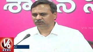 Palla Rajeshwar Reddy Slams Congress Leaders Over Comments On Kaleshwaram Project   V6 News