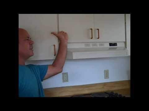 How High Are Upper Cabinets In The Kitchen