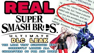 smash+ultimate+dlc+characters+leak Videos - 9tube tv