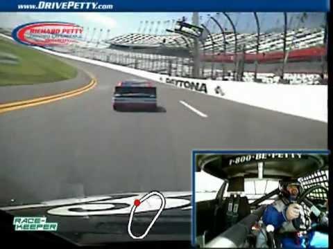 NASCAR Driving Experience - 8 Laps Driving a NASCAR at Daytona