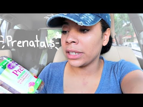 I Started Taking Prenatals! (Plus a PRANK!!) 😜