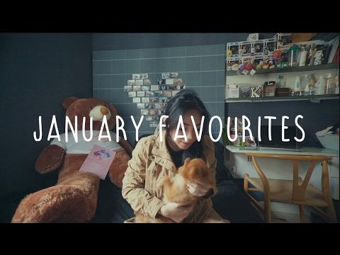 January Favourites 2017 - Kyra Nayda