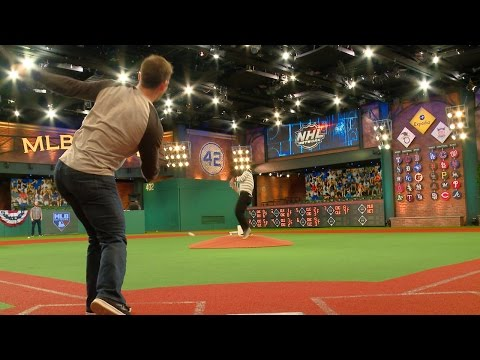 SIGHTS AND SOUNDS | Oilers tour NHL/MLB Network