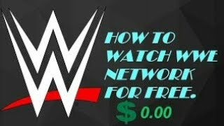 Watch WWE live tv on Android Free ||by AllInOne