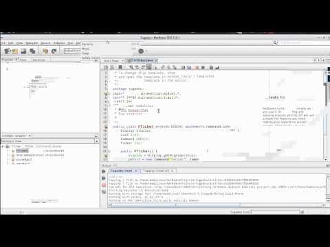 Ticker On Java