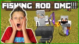 Download MAKING FISHING ROD OMG with KARINA! Video