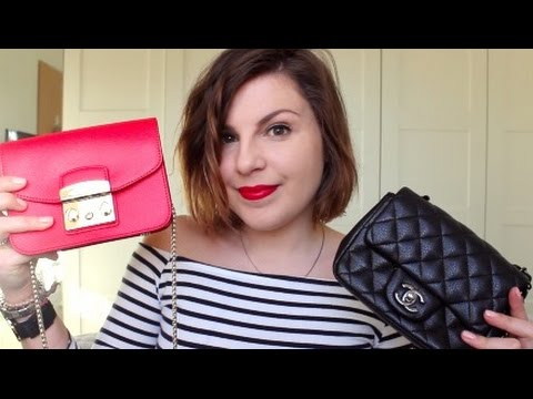 Chanel Mini / Furla Metropolis / Comparison