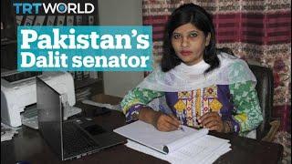 Meet Krishna Kumari Kohli, Pakistan's first ever Dalit senator