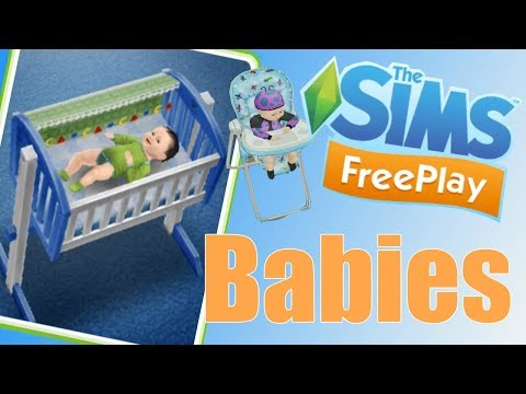 Sims Freeplay | Guide to Babies