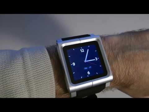 LunaTik Multi-Touch Watch Kit for 6th Gen iPod Nano