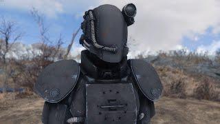 XBOX RELEASE - B-35C Heavy Brotherhood of Steel Armor