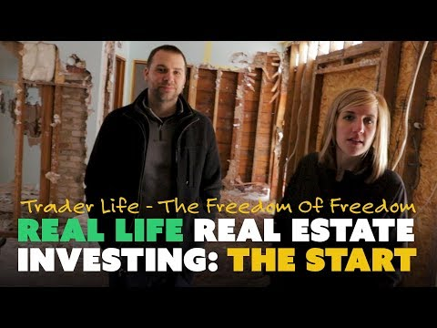 Real Life Real Estate Investing: The Start