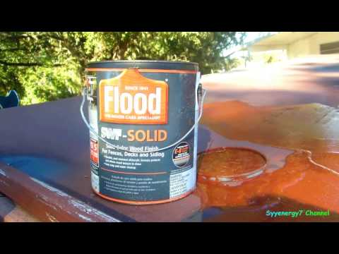 Painting a Tarp Roof for Longevity