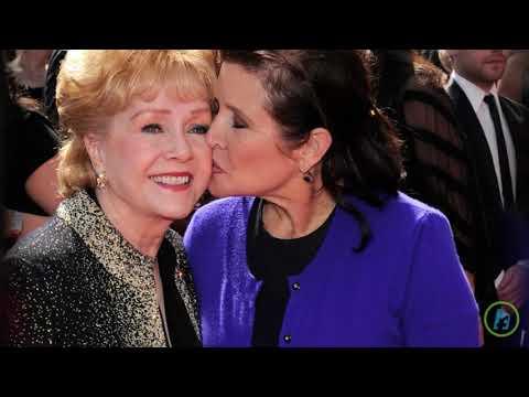 Ha Fallecido La Actriz Debbie Reynolds, Madre De Carrie Fisher