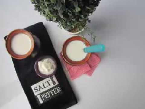 Sour Milk Recipe