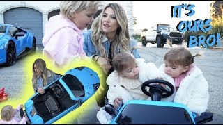 Twins Steal Mini Jake Pauls Lamborghini Getplaypk The Fa