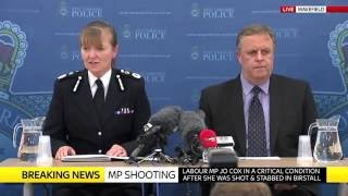 British MP Jo Cox Shooting - The story between the narrative