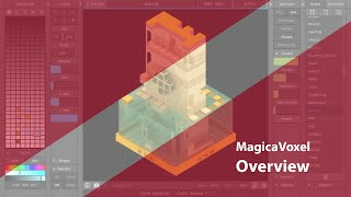 MagicaVoxel - Everything You Wanted to Know About Color