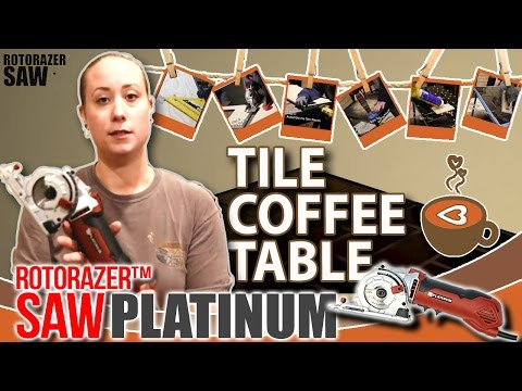 Tile Table Top Ideas | Build Your Own Side Table, ☕ Coffee Table, Bedside Table DIY Home Projects