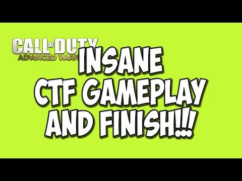 Insane CTF Gameplay!  Call of Duty Advanced Warfare