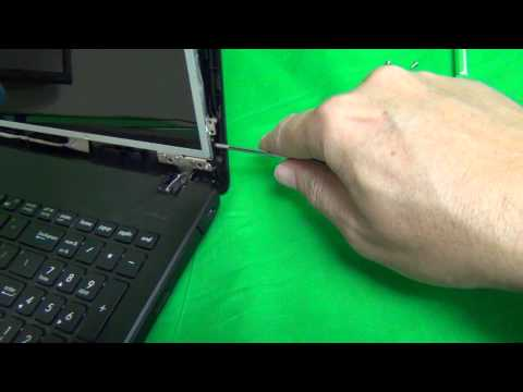 ASUS X551M Laptop Screen Replacement Procedure