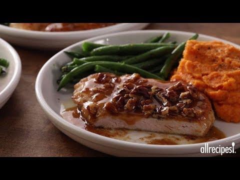 How to Make Awesome Honey Pecan Pork Chops | Weeknight Dinner Recipes | Allrecipes.com