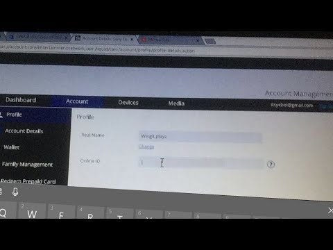 How to change PSN online ID name (2018 WORKING)