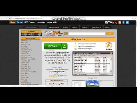 Cara download img tool mudah dan cepat