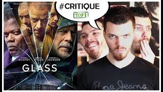 """ValWho se paye """"Glass"""" ! Bon Film, TRILOGIE CHEF D'ŒUVRE (Critique SANS Spoils)"""