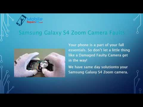 How can repair Samsung Galaxy S4 Zoom in same Day