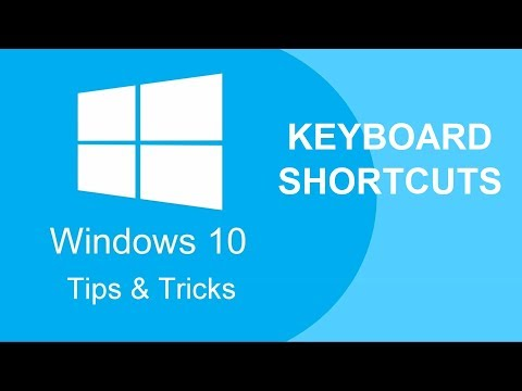 Windows 10 Tips and Tricks Windows 10 Shortcuts Part 1