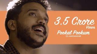 Pookal Pookum | Madrasapattinam| Cover Version 4k - KS Harisankar