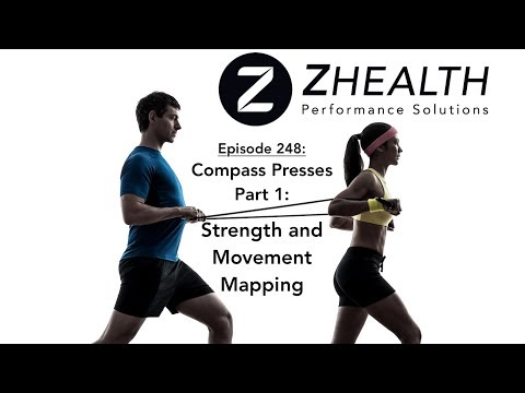 Compass Presses Part 1:  Strength and Movement Mapping