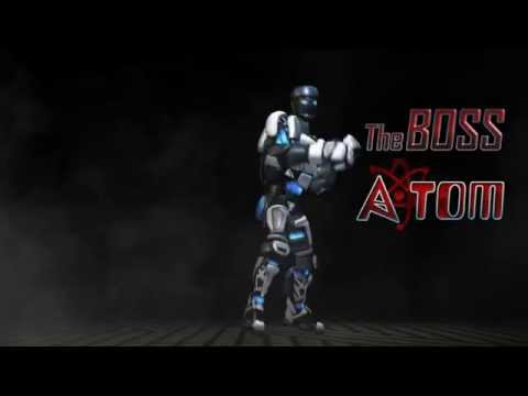 Atom - The Boss of Real Steel Champions