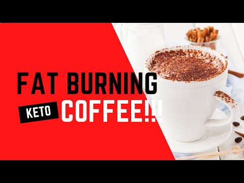 KETO DIET - How to make Fat Burning Coffee
