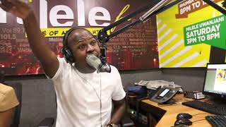 Alex and Jalas disagree and fight in studio