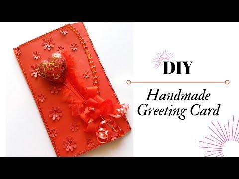 Birthday Greeting Cards LATEST Design Handmade Easy - For Sister / Boyfriend / Husband / Wife !