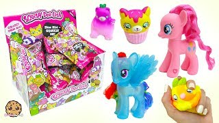 Squishy Squish Dee Lish Animals Surprise Blind Bag Squishes - Mystery Toys Haul