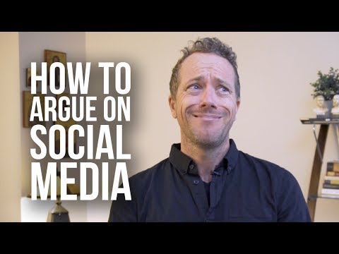How to Argue on Social Media