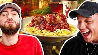 Who Can Cook The Best PASTA?! *TEAM ALBOE FOOD COOK OFF CHALLENGE*