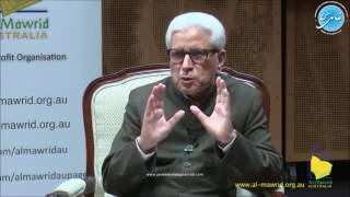 Who are Qadiyani (Ahmadi) - Is Beard Sunnah ? | Javed Ahmad Ghamidi